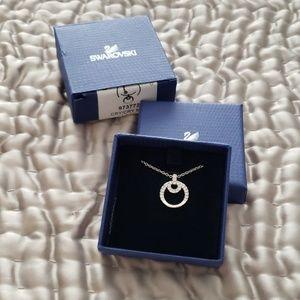 Jewelry - NWT Swarovski crystal pendant